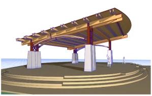 20140314 Shelter Cove Park Pavilion