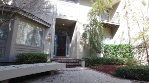 Beautiful townhome in the Club Course section of Sea Pines with outstanding views across the marsh to the Calibogue Sound